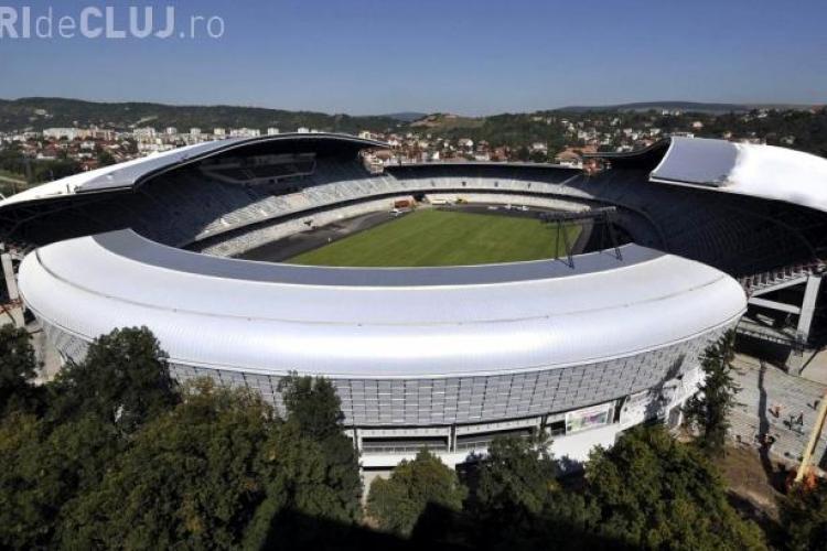 Forza ZU aduce restricţii de circulaţie în zona Stadionului Cluj Arena