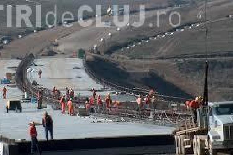 Teren EXPROPRIAT la Autostrada Transilvania, în Gilău și Gârbău, cu 0,05 BANI pe metru pătrat - VEZI LISTELE CU EXPROPRIAȚI