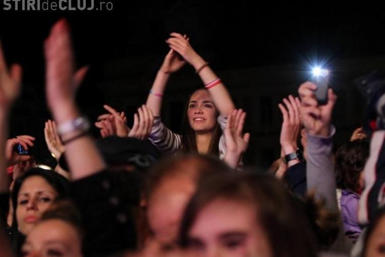 ZILELE CLUJULUI 2014 - Vezi programul primei zile: Concert Cargo, Loredana și DJ Project