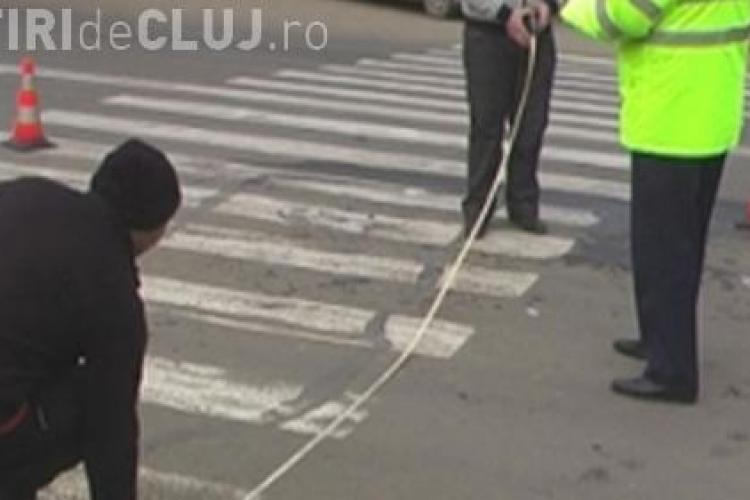 Accident rutier grav pe Samuel Brassai! A dat cu spatele și a dat peste o femeie de 74 de ani