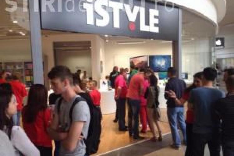 iStyle Cluj, magazinul Apple de la Cluj, s-a lansat cu un scandal pe Facebook