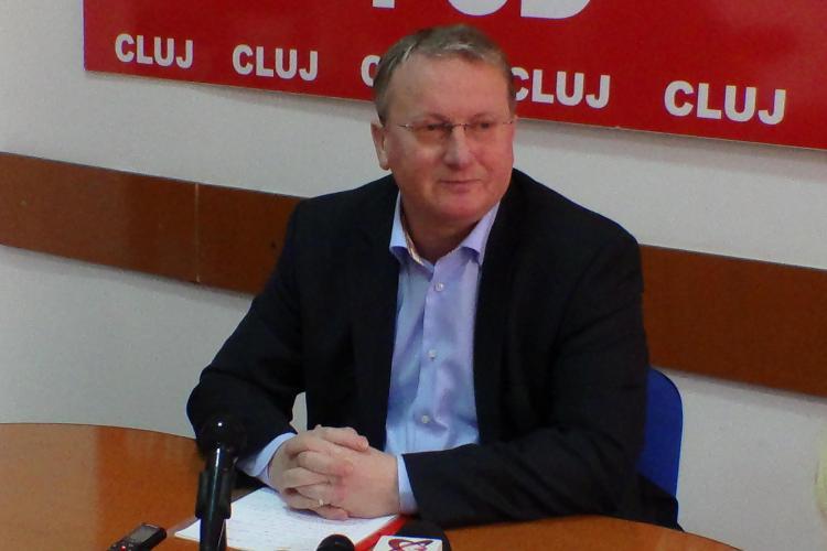 Remus Lăpușan: Au început lucrările pentru amenajarea Someșului Mic