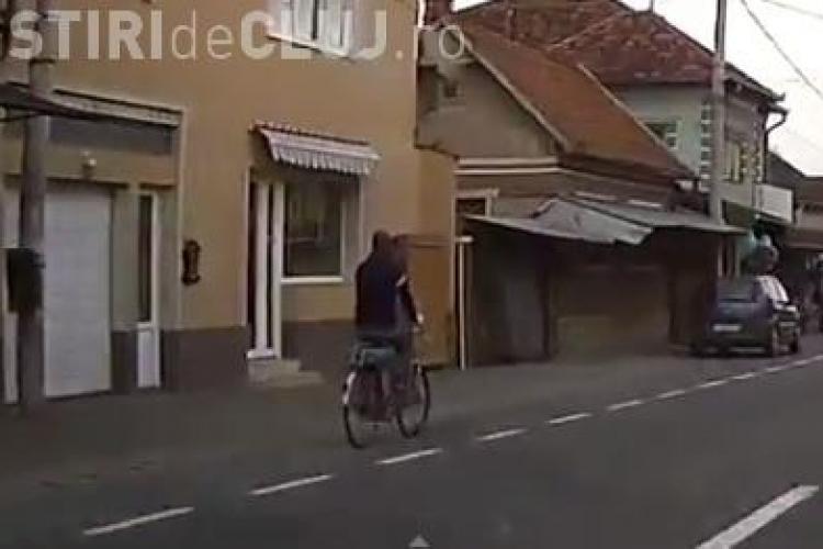 De ce merg bicicliștii pe contrasens la Cluj? - VIDEO