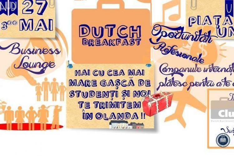 ZILELE CLUJULUI 2014: Marți sunt concerte, spectacole, dar și degustări de produse olandeze și turcești