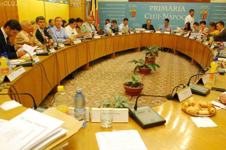 Liberalii vor un post de viceprimar în Cluj-Napoca. Emil Boc se opune - VIDEO