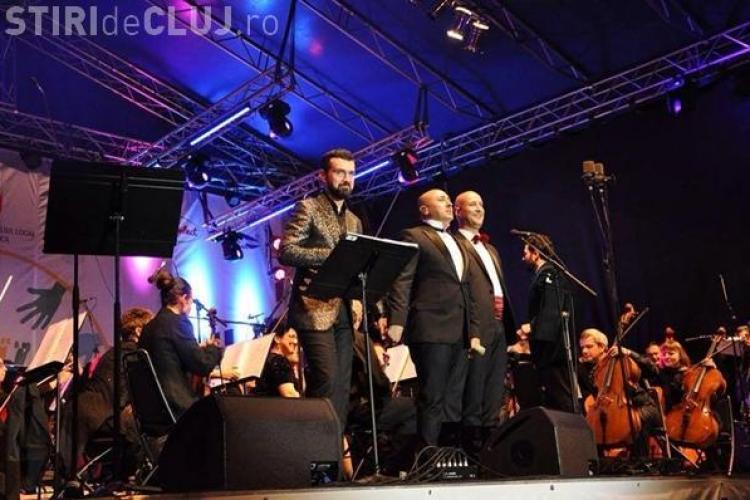 Galacticii au fost la Cluj, la Gala Operelor Clujene de la ZILELE CLUJULUI -  FOTO