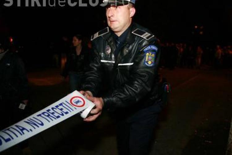 Accident la intersecția București și strada Paris! Trei persoane au fost rănite de un șofer beat
