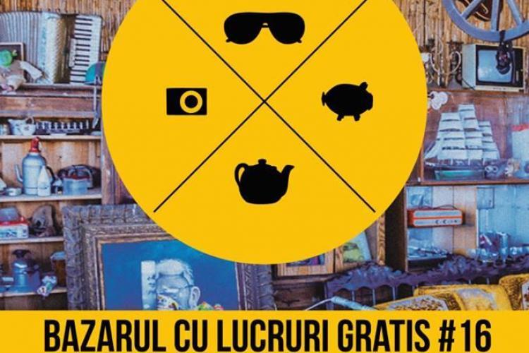 Bazarul cu Lucruri Gratis de la Cluj, o mișcare anti-consumerism