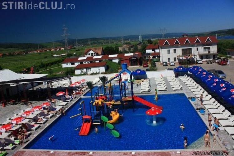 Se deschide Aqua Park-ul din Florești. Vezi cât costa intrarea
