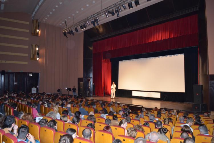 TIFF 2014 a început cu un film de EXCEPȚIE, dar într-o sală sub standardul festivalului - FOTO