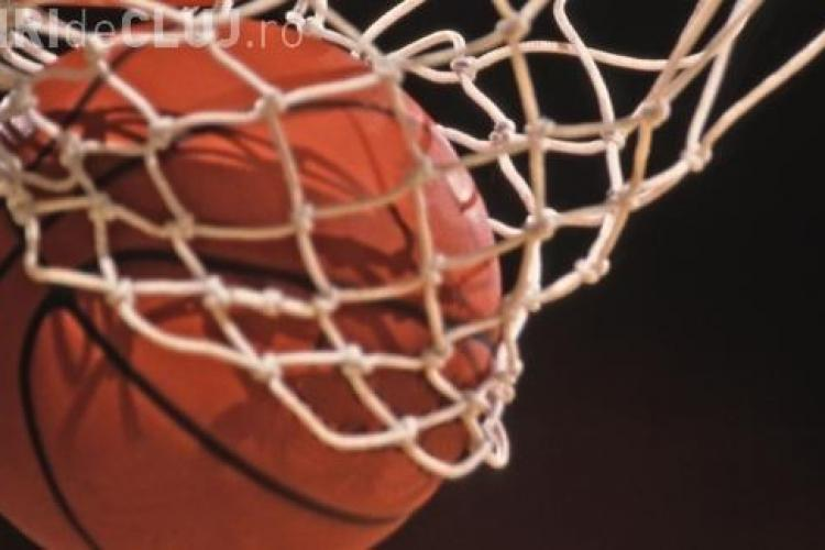 Turneu de baschet în Sala Sporturilor, în acest weekend
