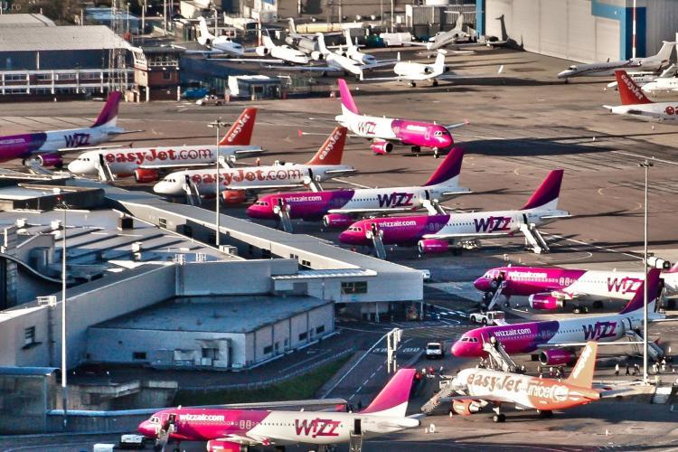 Wizz Air împlinește 10 ani! Ofertă specială FOARTE BUNĂ, valabilă numai AZI
