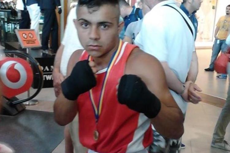 Boxerul Alexandru Macingo a fost ARESTAT. Au trecut două luni de când trei clujeni au fost făcuți knockout pe strada Paris