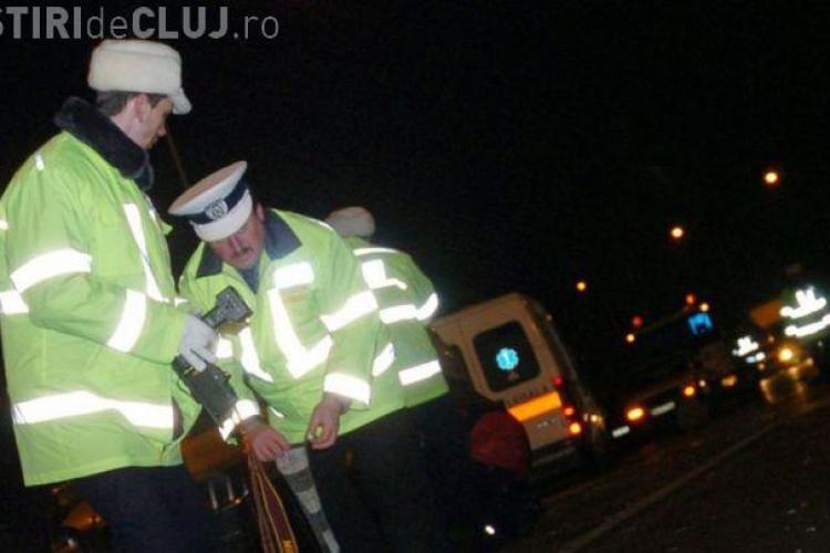 Accident în Florești, pe strada Avram Iancu! O șoferiță a ieșit din curte fără să se asigure și a avariat 3 mașini