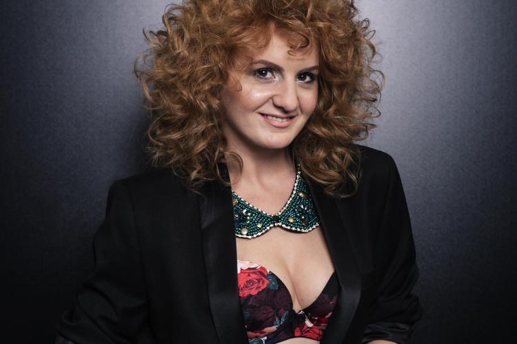 Polițista Natalia Selegean, de la X Factor, s-a mutat la București - FOTO