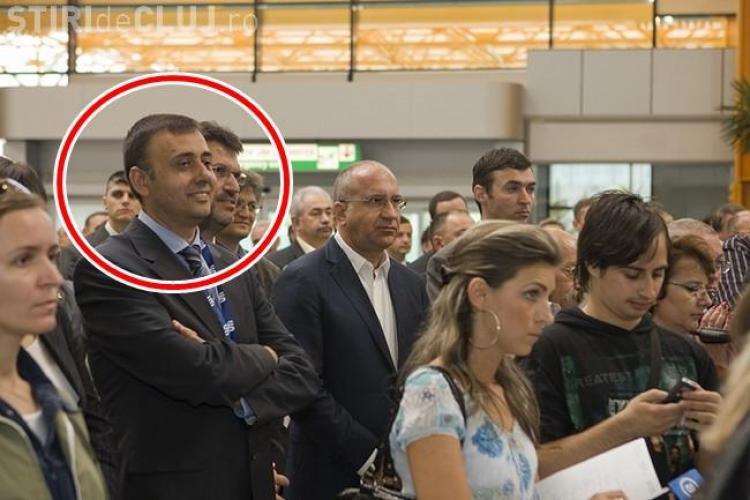 UTI ar fi dat 20.000 de euro şpagă lui Uioreanu şi Petran. Ultimul a fost filat în timp ce primea banii la un celebru restaurant din Cluj