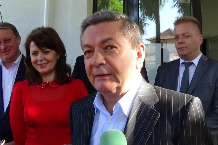 CLUJ - ALEGERI EUROPARLAMENTARE 2014: Ioan Rus nu mai vrea război politic - VIDEO