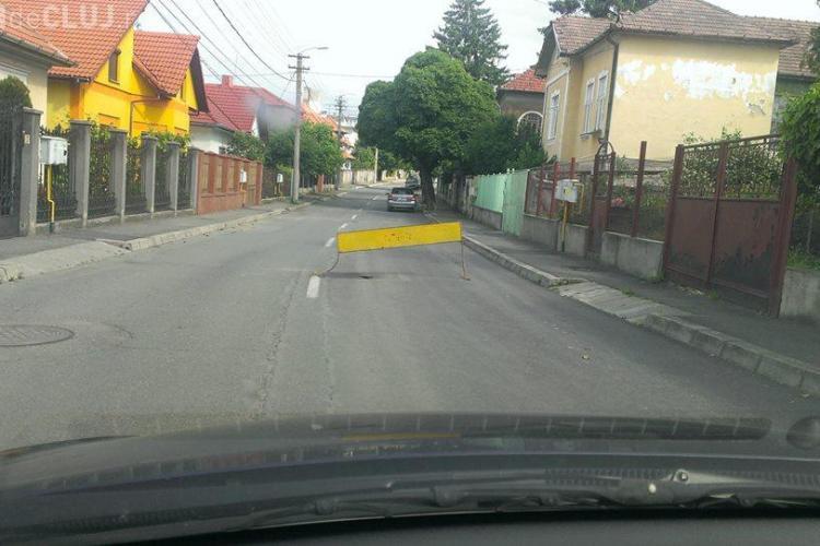 Lucrările pe Calea Turzii încep cu stângul. Întrebările unui clujean? - VIDEO și FOTO