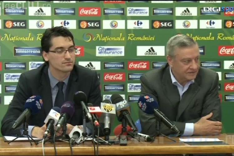 Scandal la FRF: Cearta dintre Răzvan Burleanu și Mircea Sandu se agravează