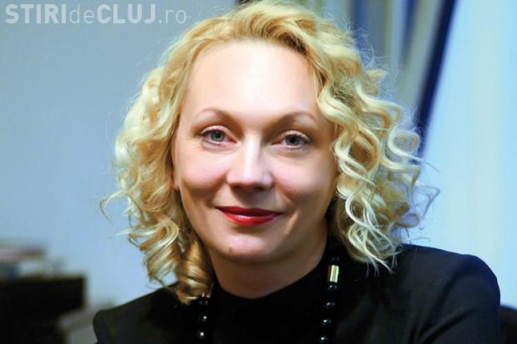Ea e clujeanca ce a fondat partidul tinerilor din România şi apoi l-a desfiinţat. Acum câştigă 100.000 de euro pe an