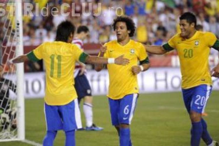 CAMPIONATUL MONDIAL 2014 Brazilia, câștigătoarea primului meci din cadrul Campionatului