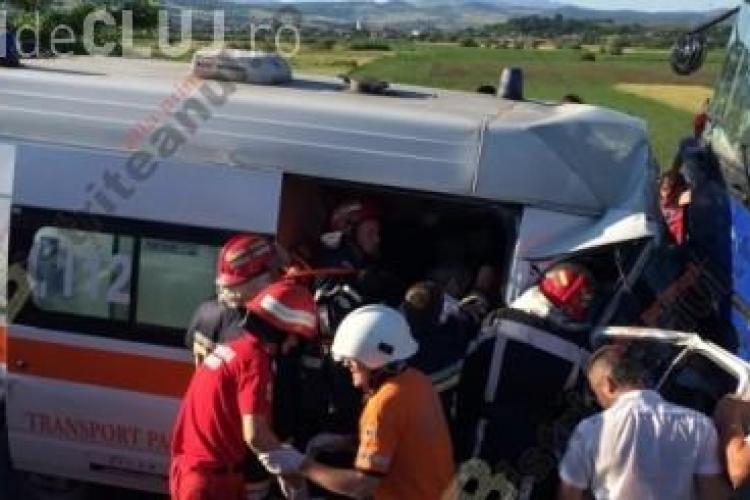 Victimele accidentului de la Beclean au decedat. Cine este vinovat? VIDEO