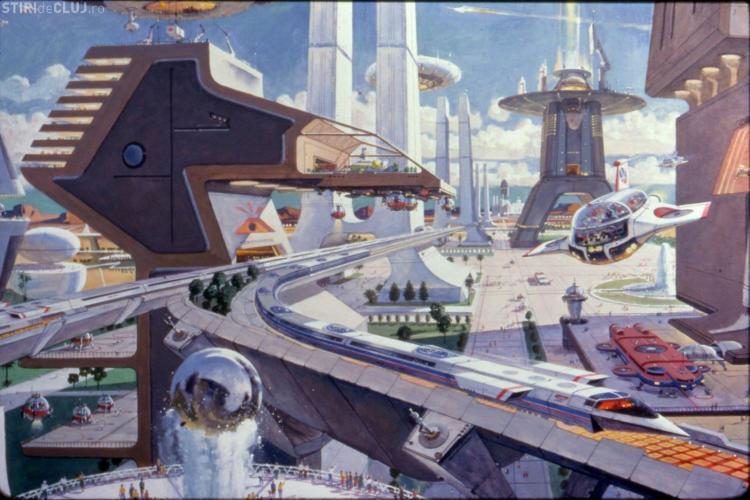 Cum va arăta lumea peste 11 ani: Toată lumea va avea licență de pilot, iar teleportarea va fi posibilă