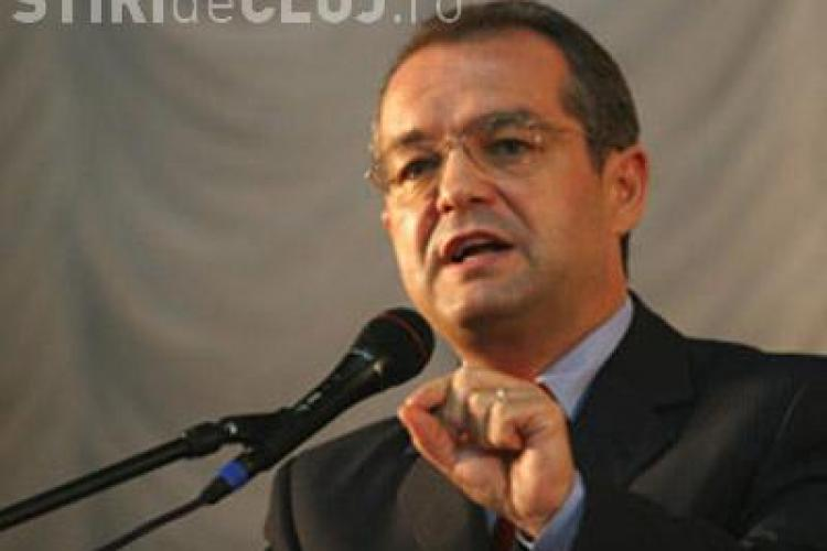 Boc nu este de acord ca PDL să fie absorbit de PNL: PDL a dat de două ori președintele României!