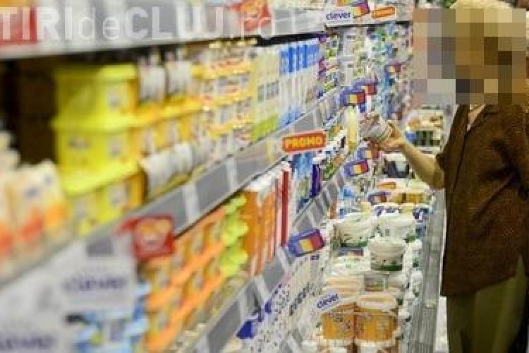Sărăcie LUCIE! O femeie de 54 de ani a furat alimente de la Billa, magazinul Central. Pentru 50 de lei are dosar penal