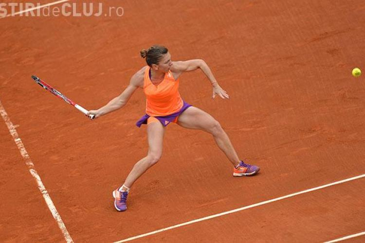 """Simona Halep lăudată de site-ul oficial Roland Garros: """"Stăpâneşte geometria terenului ca nimeni altcineva"""""""