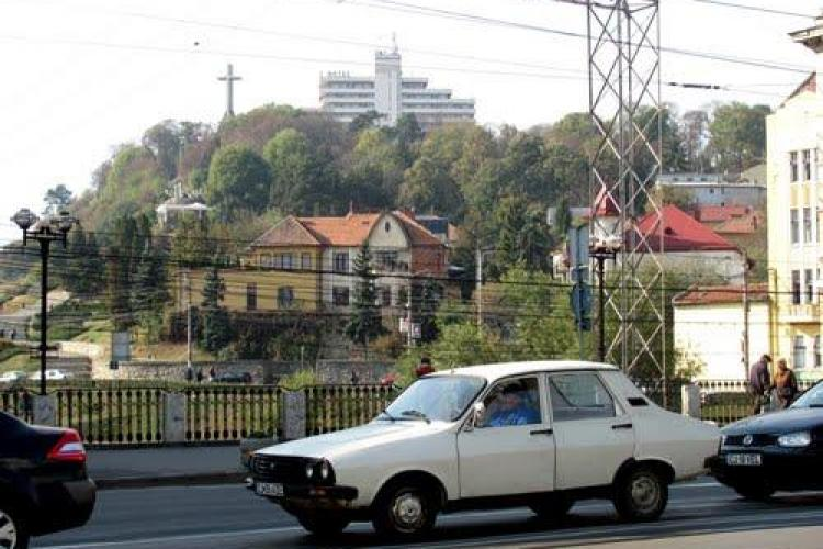 Circulația restricționată pe podul Horea din Cluj-Napoca din cauza lucrărilor de modernizare
