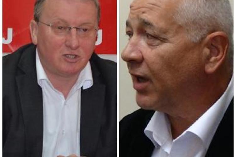 PSD Cluj trimite executorul judecătoresc la PNL Cluj. Scandal pe scaunul lui Uioreanu - EXCLUSIV