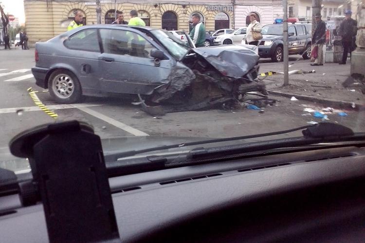 A MURIT victima accidentului de pe Dragalina intersecție cu strada Horea. Detalii ȘOCANTE