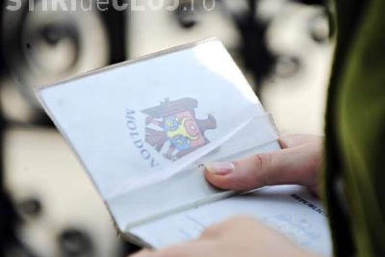 Clujenii își pot primi de acum pașapoartele la domiciliu
