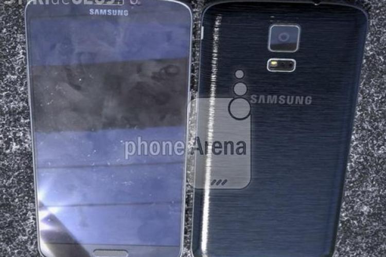 Samsung lansează un nou smartphone, mai performant decât Galaxy S5 și Note 3