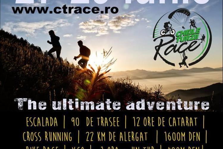 """""""Cheile Turzii RACE"""" are loc în acest weekend"""