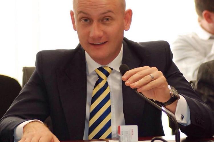 Mihai Seplecan a fost ales vicepreședinte interimar al CJ Cluj. Consilierii PSD au părăsit sala