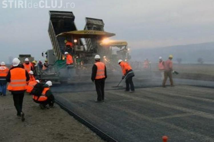 Se caută constructor pentru 37 de kilometri din Autostrada Transilvania