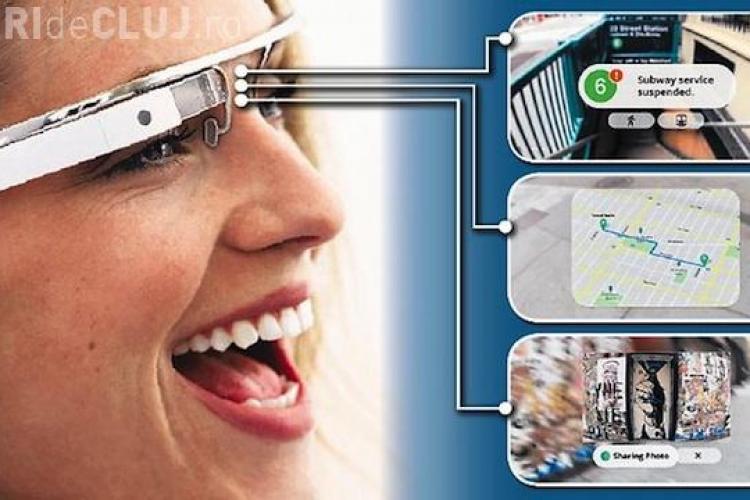 Google Glass se vinde si în Europa de acum. Vezi la ce preț