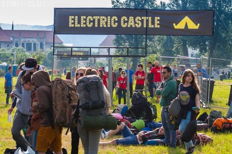 Electric Castle 2014 e un FENOMEN: 15.000 de spectatori pe zi