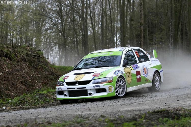 Francois Delecour a câștigat Transilvania Rally. Ce au făcut piloții clujeni