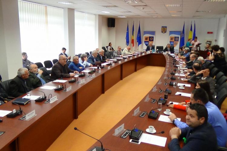 PSD Cluj cere demisia lui Uioreanu și Petran din Consiliul Județean Cluj - VIDEO