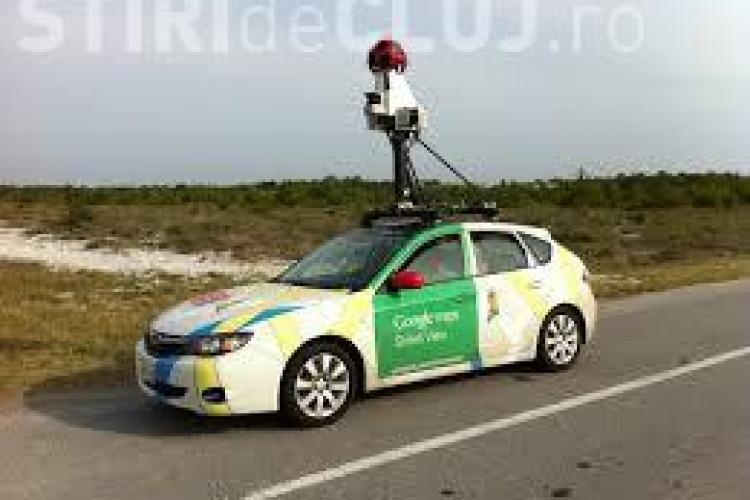 """Mașinile Google """"invadeaza"""" din nou România. Vor veni și în Cluj"""