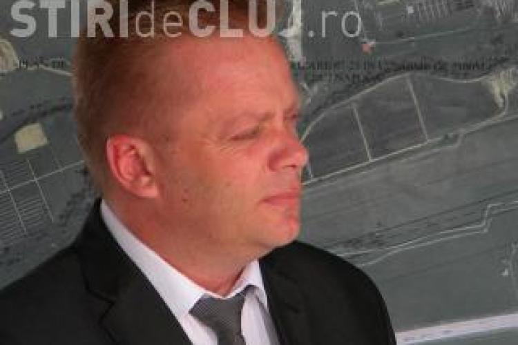 Ioan Oleleu și-a reluat funcția de vicepreședinte al Consiliului Județean Cluj