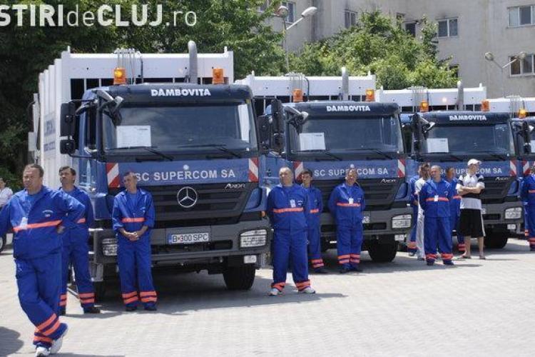 Licitaţia de salubrizare și deszăpezire a Clujului trebuie refăcută. Valoarea e de 30 de milioane de euro