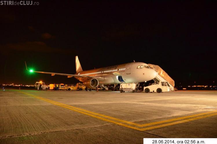 Trei PREMIERE la Aeroportul Cluj! Compania Vueling începe zborurile