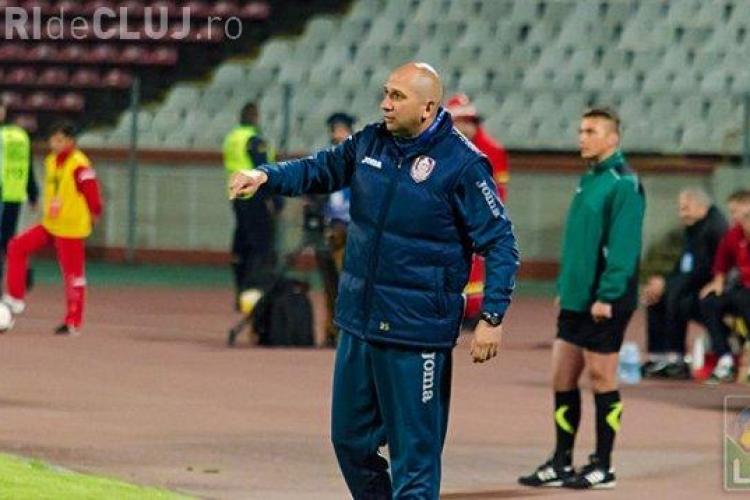 CFR Cluj a început valul de transferuri. Vezi cine va juca la clujeni
