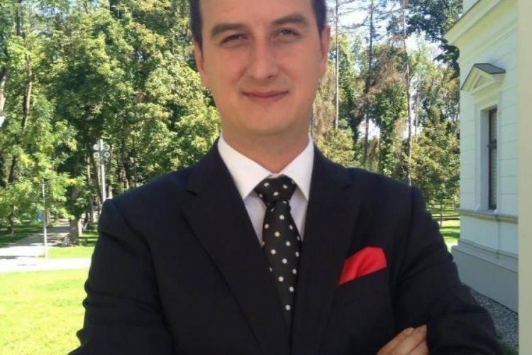 Consilierul județean liberal, Rareș Pop, a fost ARESTAT
