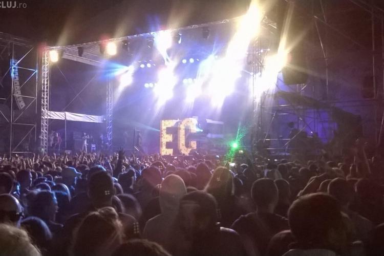 Peste 22.000 de persoane la Electric Castle în ziua a treia