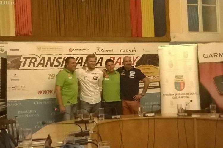 Transilvania Rally ia startul, joi, la Cluj. Vezi ce drumuri vor fi închise pe parcursul competiției